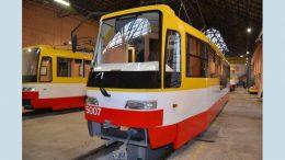 низкопольный трамвай - Одесса