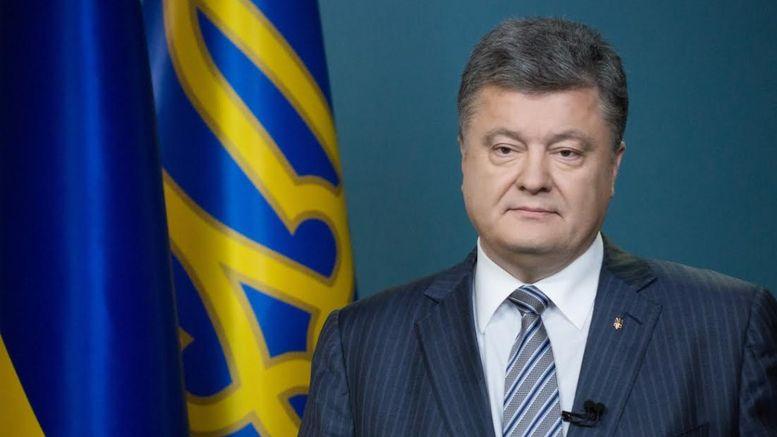 поїздка Президента України Петра Порошенко - Одеська область