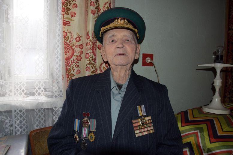 полковник Антон Петрович Гапонов - юбилей - Измаил - 1