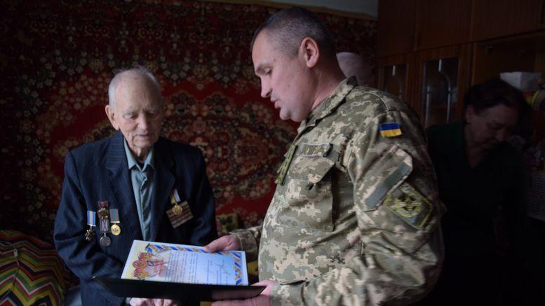 полковник Антон Петрович Гапонов - юбилей - Измаил