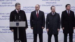 проект телемедицини - Окни - президент