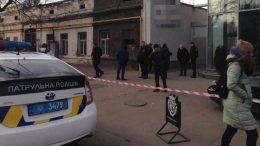 стрілянина в Суворовському районі м. Одеси