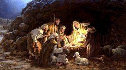 святкуємо Різдво — День народження Ісуса Христа
