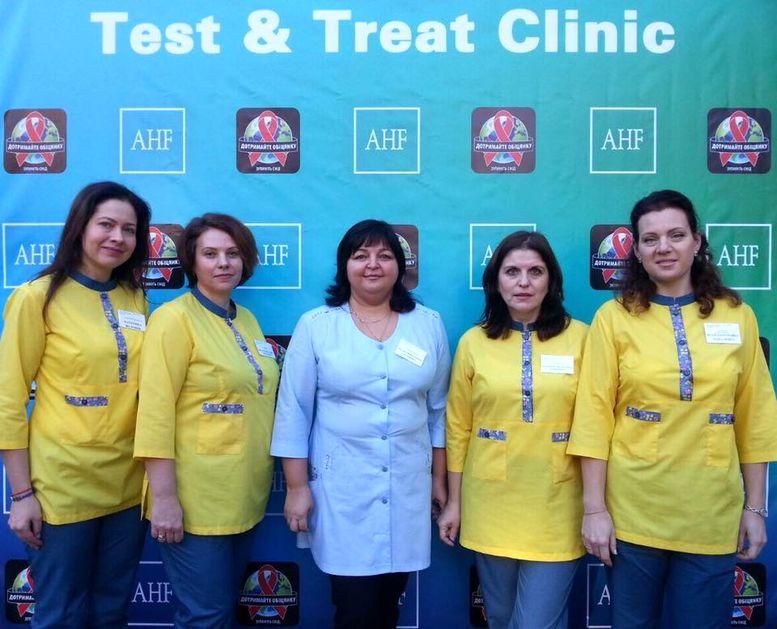 тест на ВІЛ-інфекцію - Одеса - клініка «Test & Treat» - 1