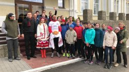 венгр - марафон - Гидвеги Уштош Пал - Измаил