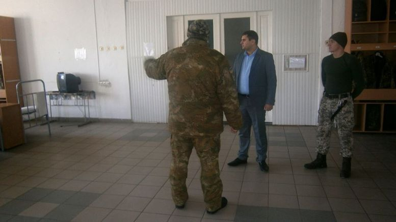 військова частина - Сарата - ремонт