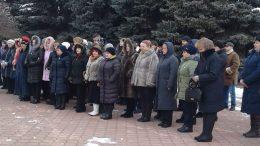 День Соборності України - Велика Михайлівка