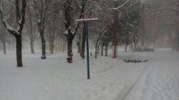 Гидрометцентр - снег - Одесса