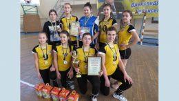 ХХІІ Международный Рождественский турнир по волейболу среди девушек - Измаил