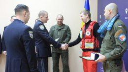 Нагородження відбулося в актовому залі Головного управління поліції в Одеській області