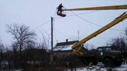 без світла - населені пункти - Одеська область