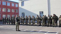 чергова ротація - зона АТО - поліція - Одещина