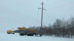 електропостачання - ремонт електромереж - Одещина