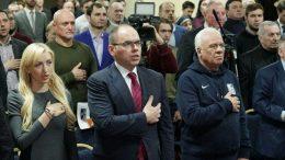 голова Одеської обласної федерації футболу - Максим Степанов