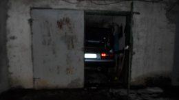 кража имущества - полиция - Измаил - гараж