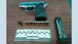 незаконное обращение с оружием - Измаил