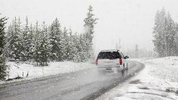 погіршення погодних умов - дороги