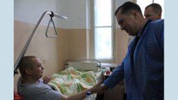 поліцейський - поранений під час стрілянини - Олег Маценко - Одеса