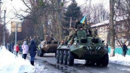 повернулись бійці 9-го окремого мотопіхотного батальйону - Кодима