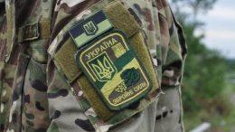 шествие военнослужащих воинской части А0666 и ветеранов АТО - Одесса