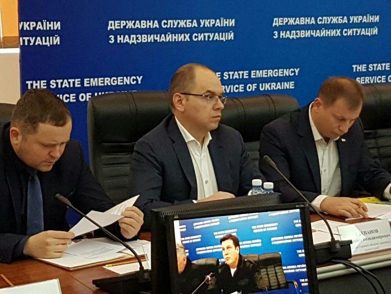 відновлення електроживлення населених пунктів - Степанов