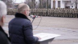 воїни 28-ої окремої механізованої бригади - нагородження