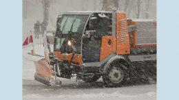 засідання штабу щодо ліквідації наслідків снігопаду - Одеса