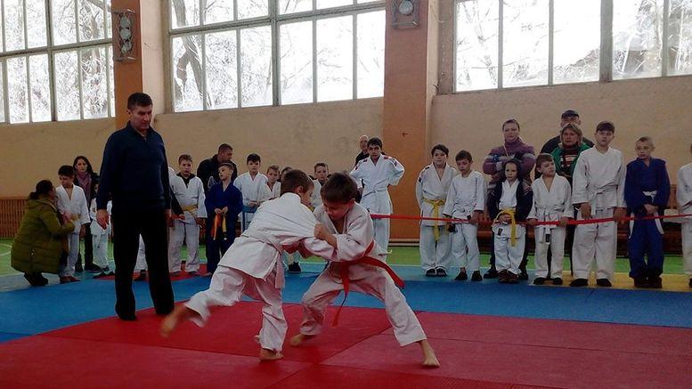 змагання відкритої першості Одеської області з дзюдо серед юнаків та дівчат - Роздільна