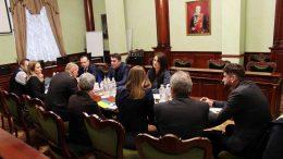 зустріч керівництва прокуратури області з представниками Консультативної місії Європейського Союзу