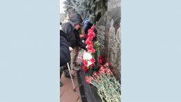 29 річниця з дня виведення військ з Афганістану - Велика Михайлівка - мітинг