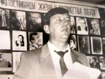 Літературний вечір-пам'ять - поет Валентин Гресь - Татарбунари -1