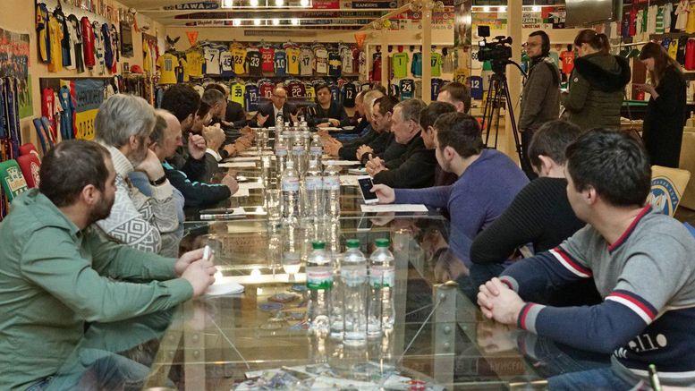 Одеська обласна федерація футболу - тимчасовий член «Федерації футболу України»