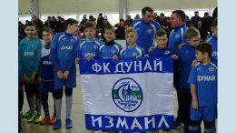 Открытая детская футзальная лига - Измаил