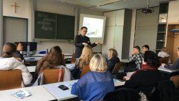 Поездка измаильских школьников в Германию – дуальное образование