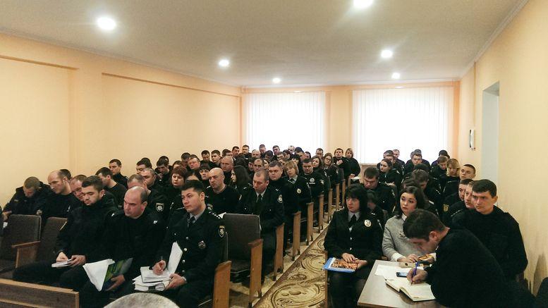 итоги работы за январь - Измаильский отдел полиции - 1