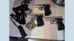 контрабанда вогнепальної зброї