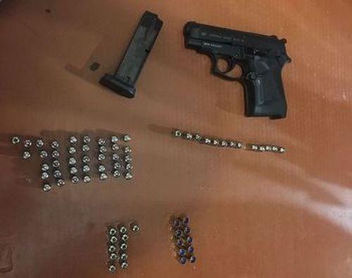 наркотики, оружие - обыск - Измаил - 3