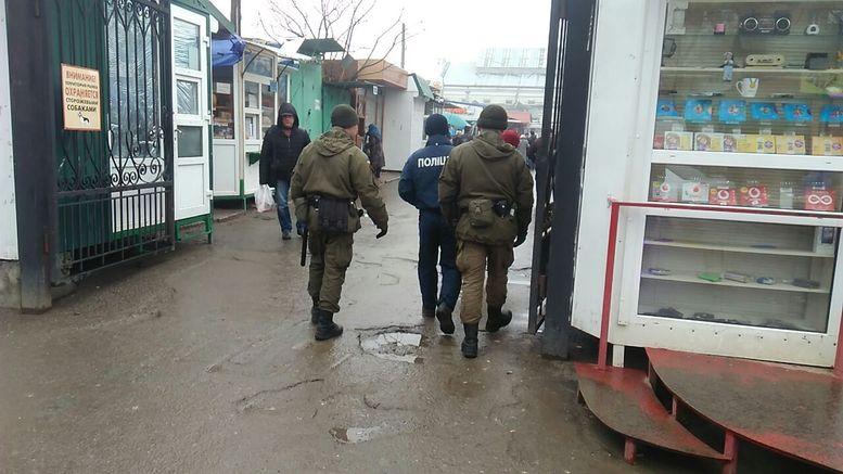 охрана общественного правопорядка - Измаил - 1