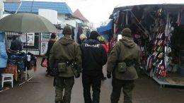 охрана общественного правопорядка - Измаил