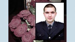 полицейский Сергей Пригарин - Одесса