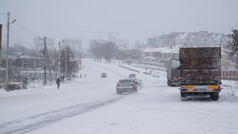 пункти обігріву - Одеська область