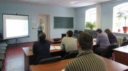 семінар для відповідальних за ЗНО - Окнянський район