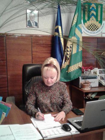 засідання Ради Громад місцевого самоврядування - Велика Михайлівка - 1
