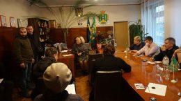 засідання Ради Громад місцевого самоврядування - Велика Михайлівка
