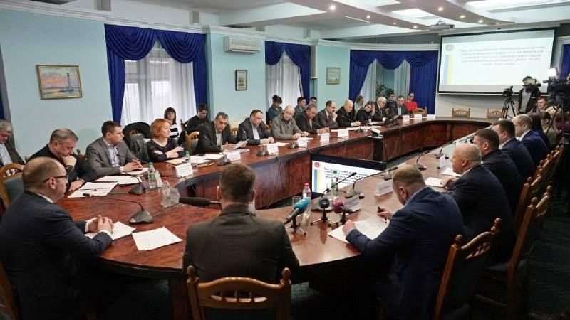 засідання комісії з питань техногенно-екологічної безпеки - ООДА - 1