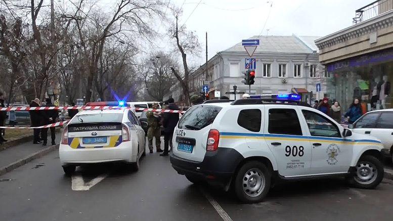 затримали підозрюваного - кримінальні правопорушення - Одеса