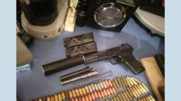 зберігання зброї - прокуратура - Одеса