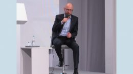 Арсеній ЯЦЕНЮК - Міжнародна конференція - Варшава