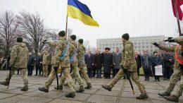 День українського добровольця - Одеса