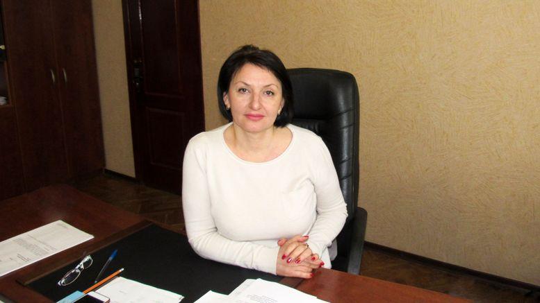 Лариса ВИСОЦЬКА, голова Миколаївської РДА